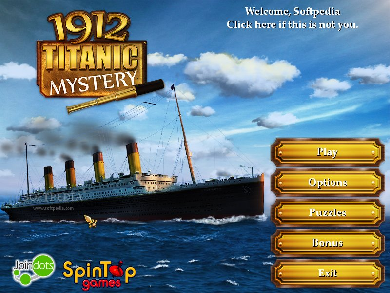 Titanic s Hidden Mystery - PrimaryGames - Play Free Online Games